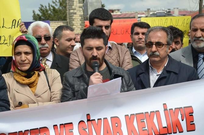 Hasta Tutukluların Serbest Bırakılmasını İstediler