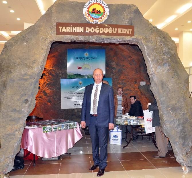 Tekkeköy Belediyesi İlçeyi İki Farklı Stantta Tanıtıyor