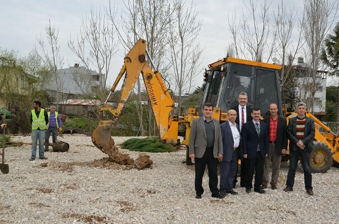 Özkan'dan Köy Ziyareti