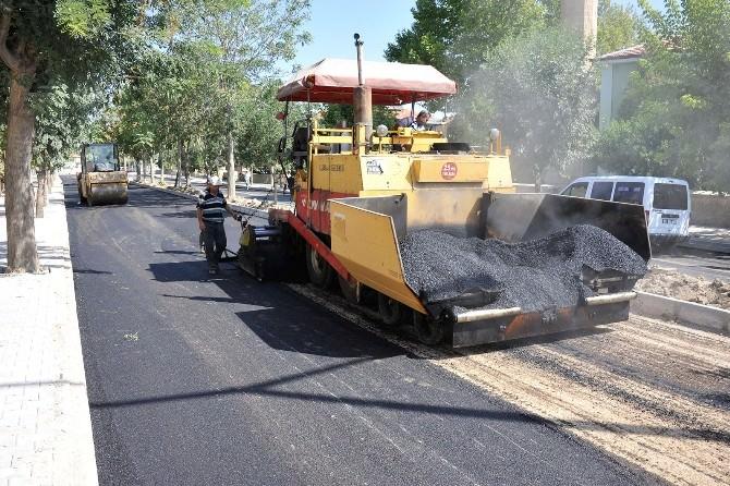 Karaman'da Asfaltsız Yol Kalmayacak