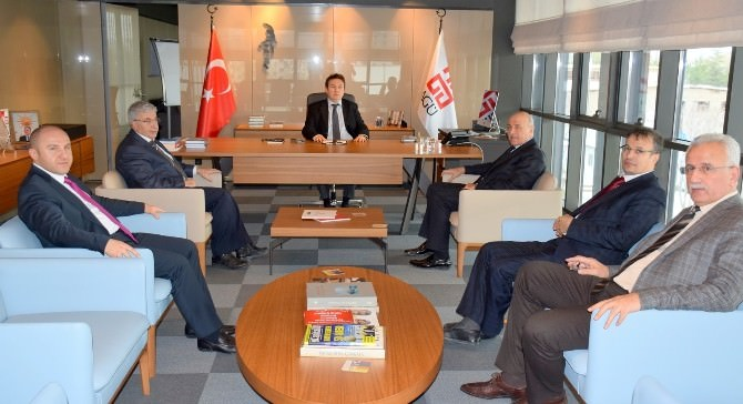 Kayseri OSB Üniversite Sanayi İşbirliğine Önem Veriyor