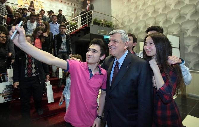 Kocaeli Büyükşehir Belediye Başkanı İbrahim Karaosmanoğlu: