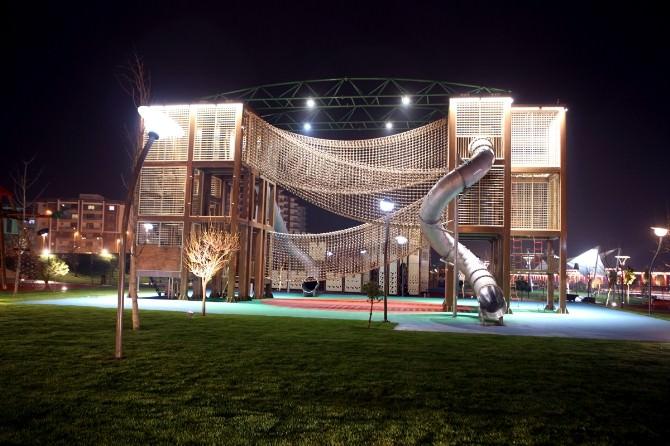 Atatürk Kent Parkı'na Festival Tadında Açılış