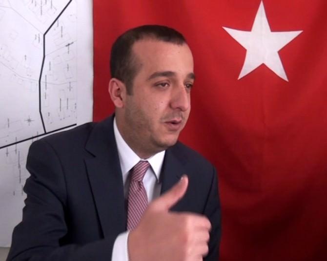 MHP Batalgazi Teşkilatından İskender Mahallesi Muhtarlığına Ziyaret