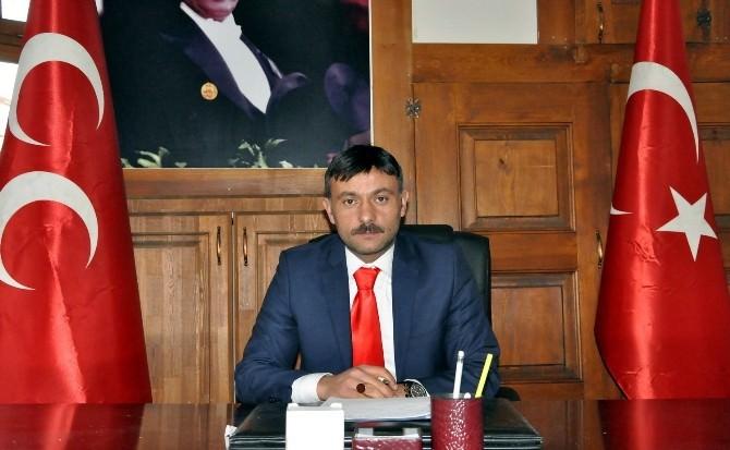 MHP Uşak İl Başkanından Kınama