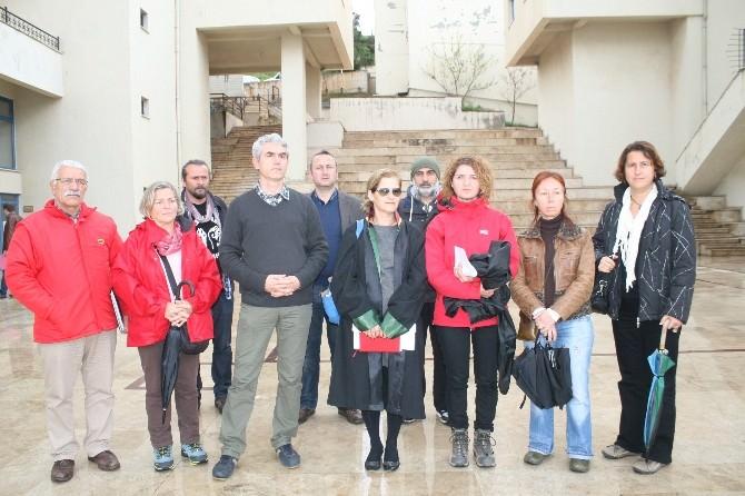 Muğla'da Ünlü Fizikçinin Açtığı Plaj Ücreti Davasının 3. Duruşması Görüldü