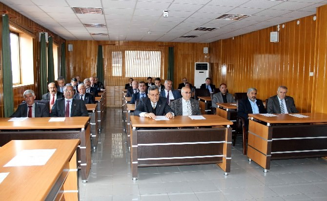 İl Genel Meclisi Nisan Ayı Toplantısı