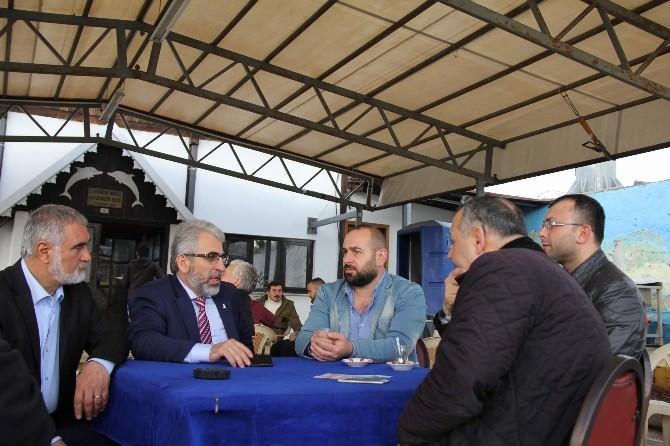 Küçük, Trabzon'u Fidan Merkezi Yapacak