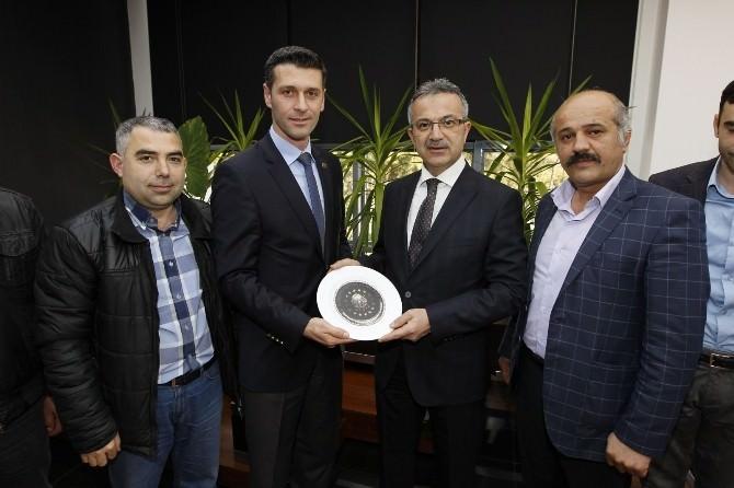 Osmanlı Eğitim Ocakları'ndan Köşker'e Ziyaret