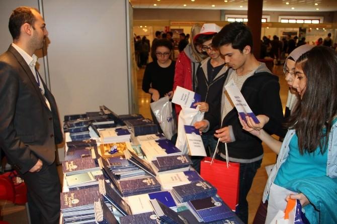 Samsun'da Uluslararası Üniversite Tanıtım Günleri