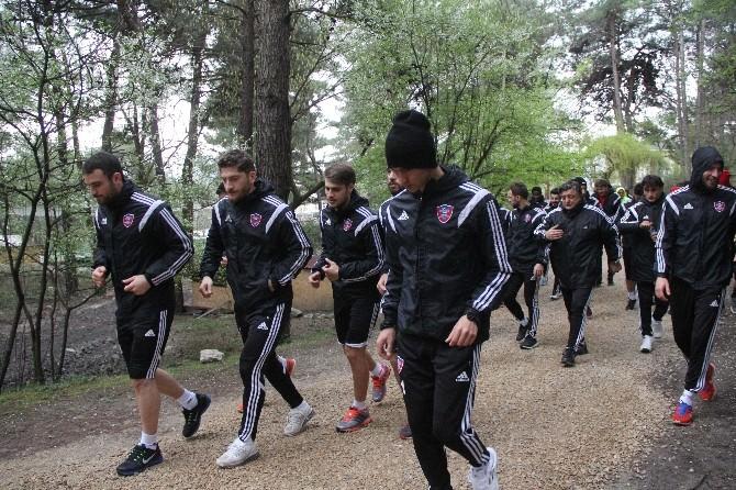 KARDEMİR Karabükspor'da Galatasaray Hazırlıkları