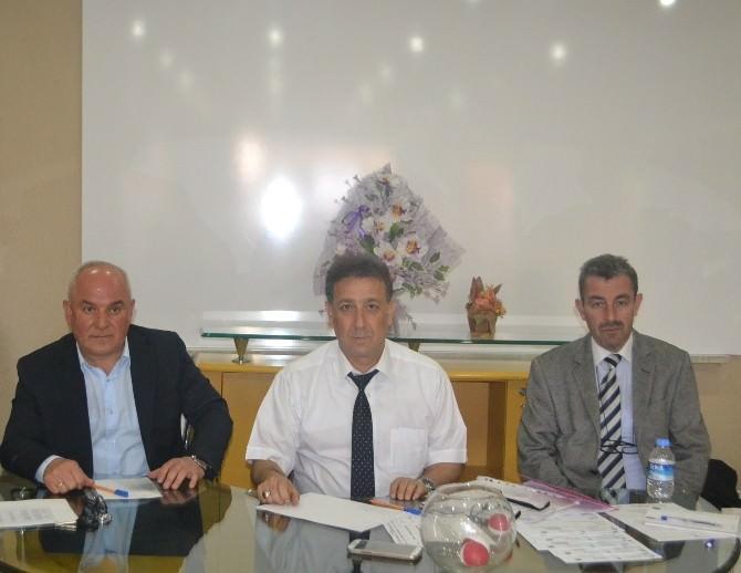Türkiye Şampiyonası U-17 1. Kademe Futbol Müsabakası Grup Kuraları Çekildi