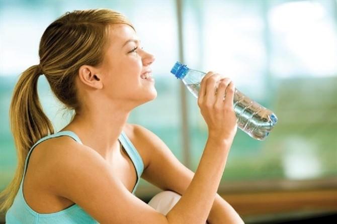 Spor Yaparken Sıvı Alımına Dikkat !
