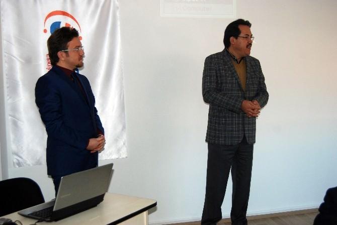 Esişgem'in Projesi AB Ulusal Ajansı'nda Kabul Edildi