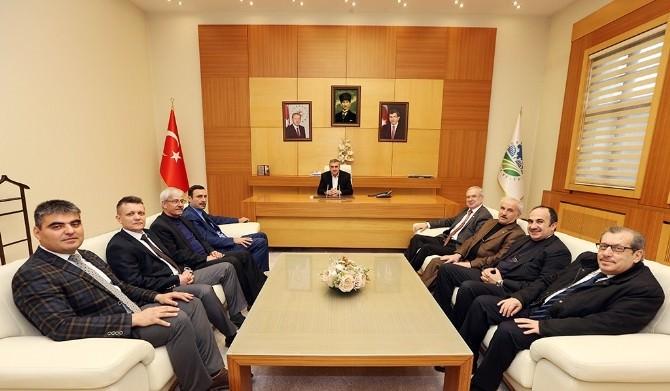 Başkan Toçoğlu: TÜPRAŞ Davasının Takipçisiyiz