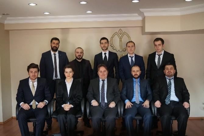Genç MÜSİAD Zonguldak Şubesi Kuruldu