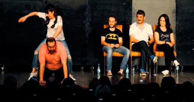 Komedi Festivali Yenimahalle'de