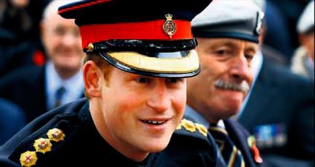 Prens Harry Gelibolu'ya geliyor