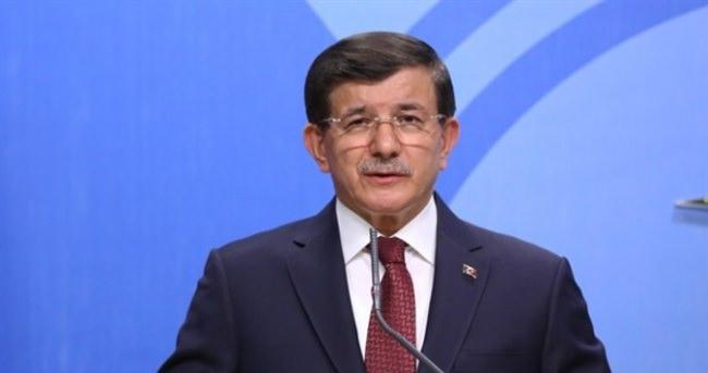 Davutoğlu'ndan Kayahan tweeti