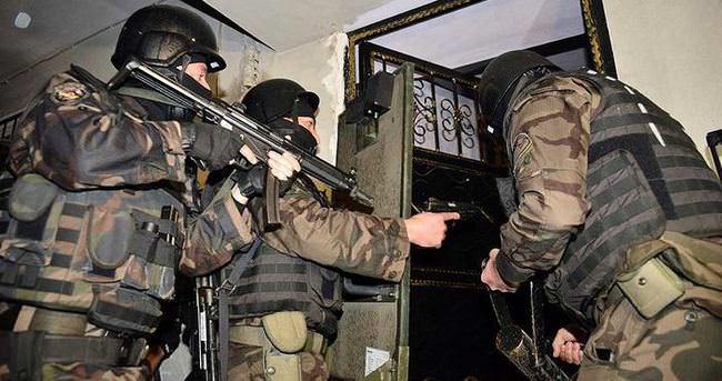 Adana'da hava destekli operasyon