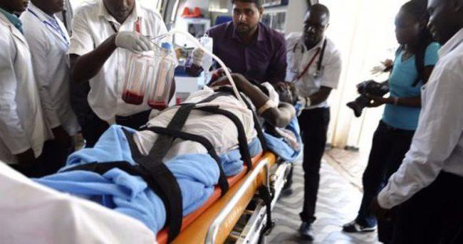 Kenya'da üniversiteye saldırı: 147 ölü