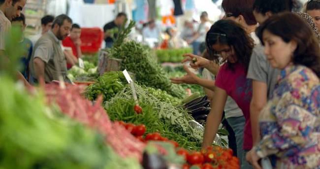 Mart ayı enflasyonu açıklandı!