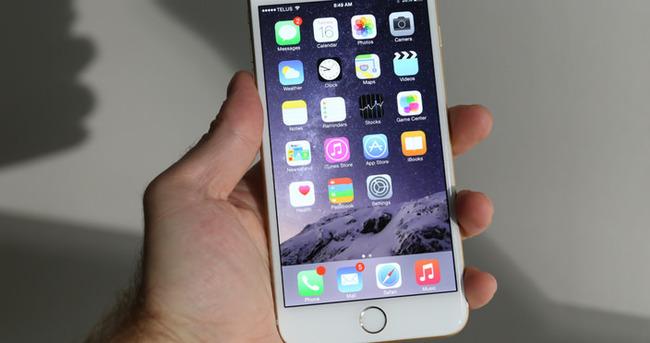 Force Touch teknolojisi iPhone 6s plus için olabilir