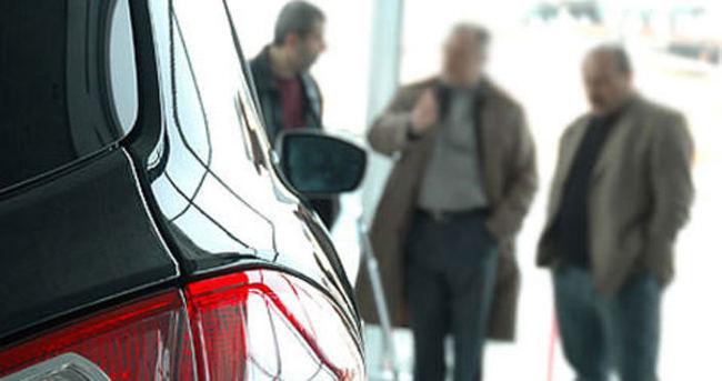 Otomotiv satışlarında yılın ilk üç ayında büyük artış