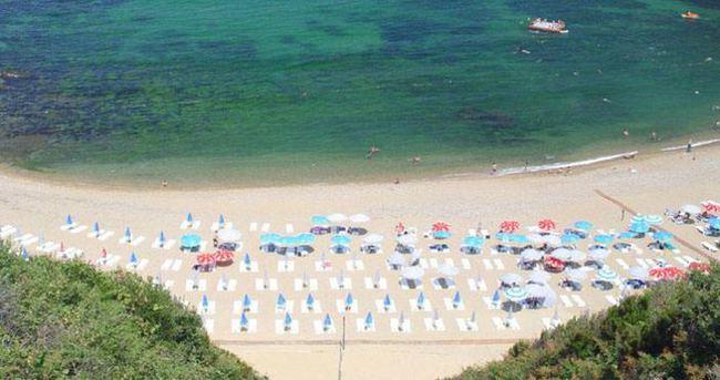 Avrupa'nın en büyük plajı İstanbul'da!