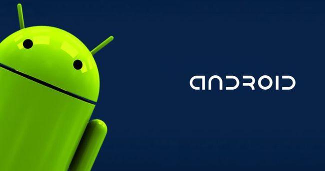 Android virüsleri yarı yarıya azaldı