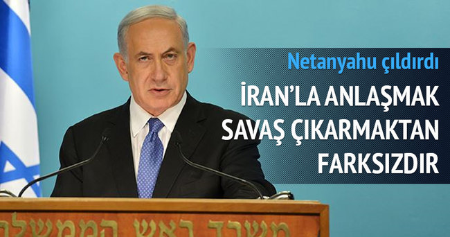 Netanyahu: 'Savaş riski arttı'