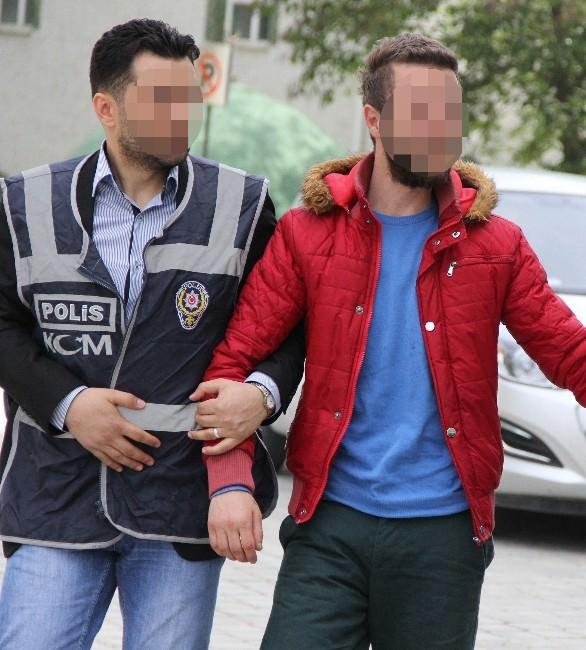 Satışa Hazır Uyuşturucuyla Yakalanan Genç Tutuklandı