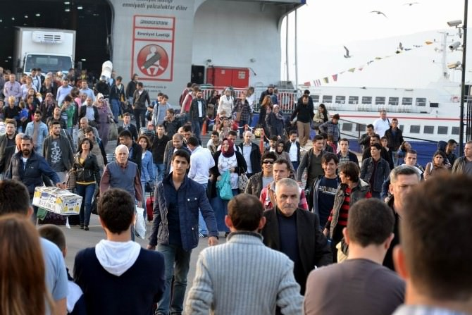 İstanbul'dan Marmara Adası'na Seferler Başlıyor