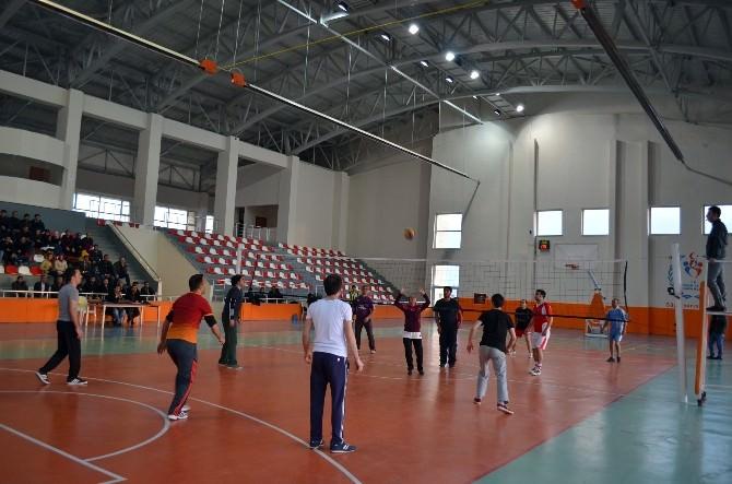Kurumlar Arası Voleybol Turnuvası