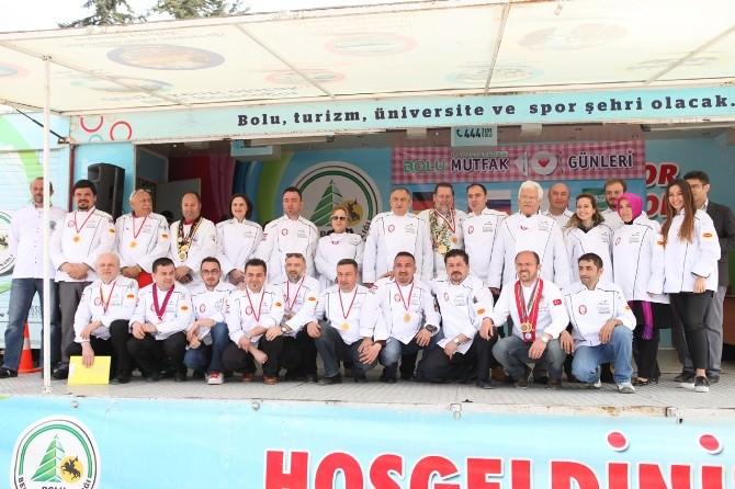 1. Uluslararası Bolu Mutfak Günleri Başladı