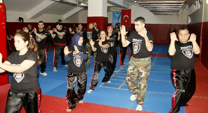 Yakın Savunma Sanatları Kursu Samsun'da