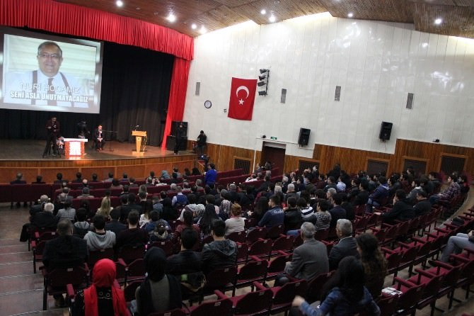 Elazığ'da Prof. Dr. Nuri Orhan Anıldı