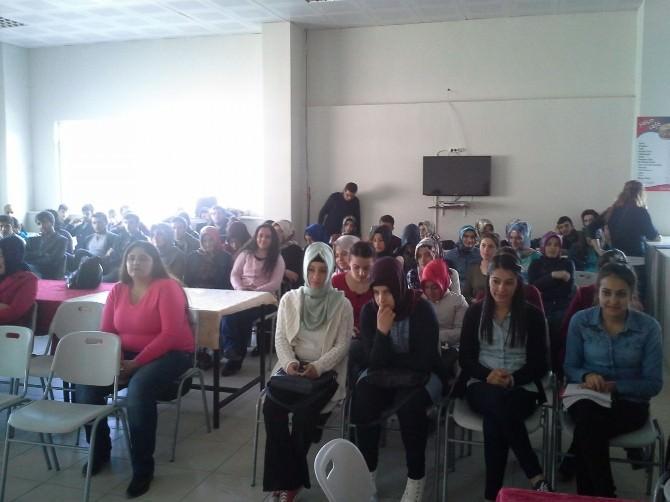 Erzincan Üniversitesi Öğrencilerine Sigaranın Zararları Anlatıldı