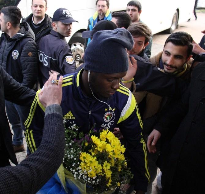 Fenerbahçe Rize'ye Geldi