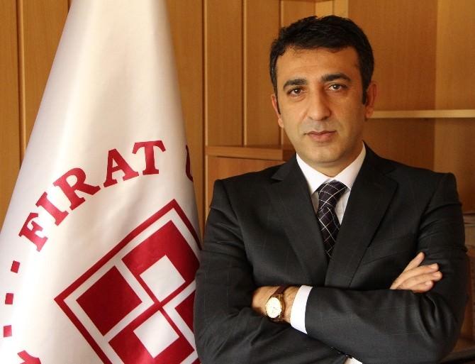 FÜ'de Rektör Yardımcılığı'na Prof. Dr. Halil Hasar Getirildi
