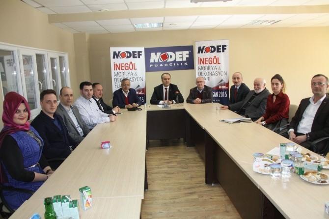 Modef 2015 Kapılarını Açmaya Hazırlanıyor