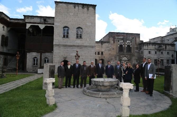 Güpgüpoğlu Konağı, Etnoğrafya Müzesi Restorasyona Alındı