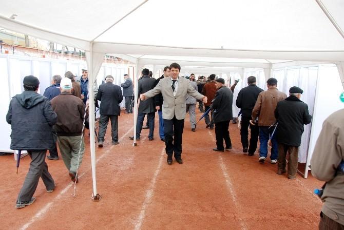 Ahmet Genç Güven Tazeledi