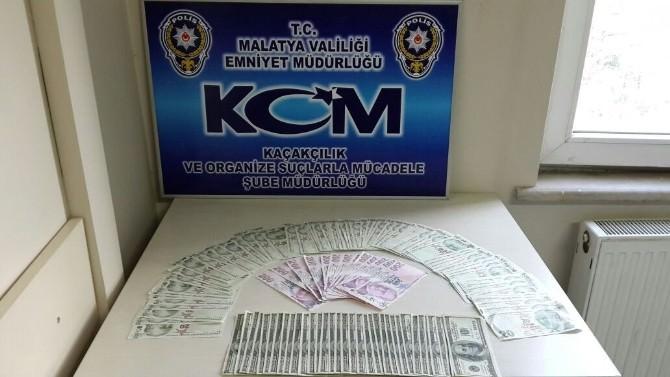 Malatya'da Sahte Para Operasyonları