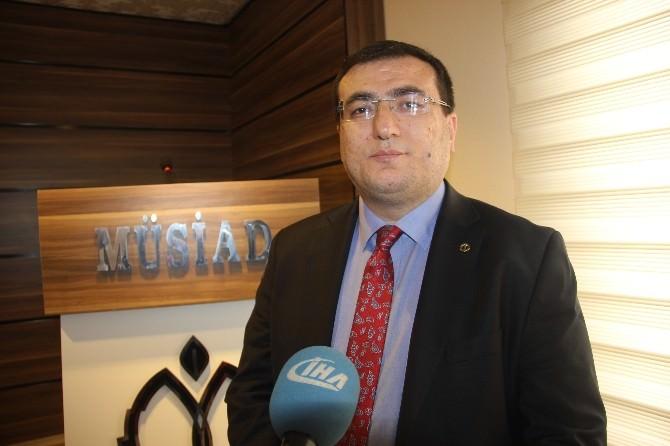 MÜSİAD Sinop İl Başkanı: Destek Paketini Olumlu Buluyoruz