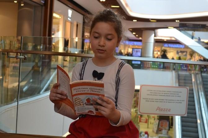 Kütüphaneler Haftası'nda Kitaplar Piazza'dan