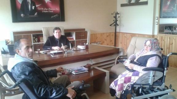 Salıpazarı'nda Engelliler İçin Kurslar Açılacak