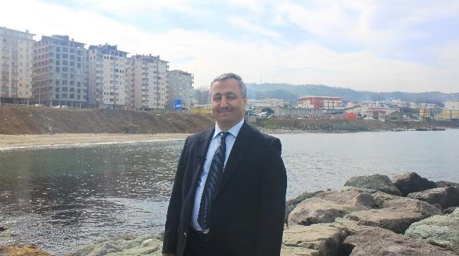 """Nihat Tosun: """"Yatırım Adası Bölgenin Kalkınmasının Anahtarı Olacaktır"""""""