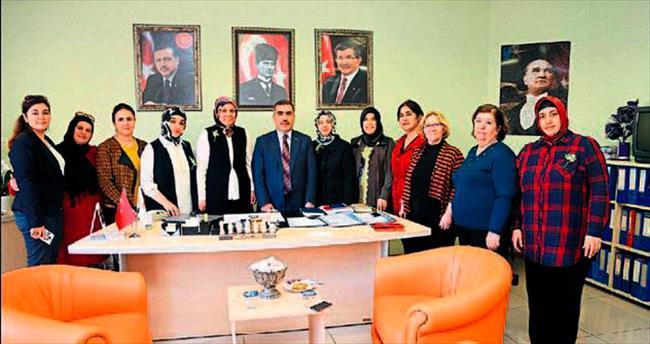Başkan Çelikcan'dan tebrik ziyareti