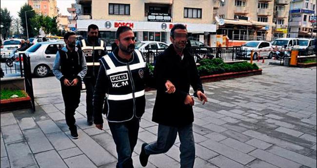 Aydın'da uyuşturucu çetesine darbe